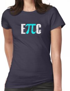 EPIC Pi Womens Fitted T-Shirt
