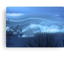 ~cloud nine~ Canvas Print