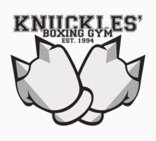 Knuckles' Boxing Gym Kids Tee