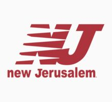New Jerusalem by Matthew Scotland