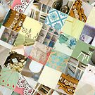 Collagecard: interior by Sanne Thijs