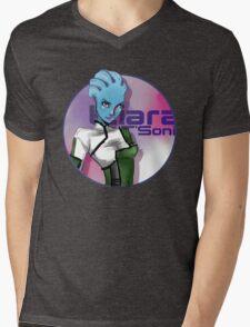 Liara is ♥ Mens V-Neck T-Shirt