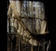 Window And Curtain ~ Part One by artisandelimage