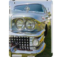 Classic American Motor Car iPad Case/Skin