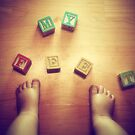 My Feet by riotphoto