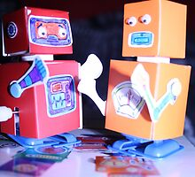 Robots by madeyemaddy