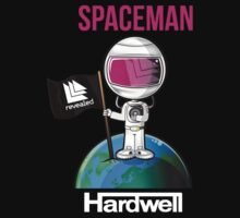 """Spaceman"" - Hardwell by FabFari"