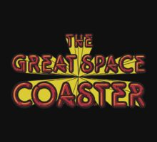 the Great Space Coaster by BUB THE ZOMBIE