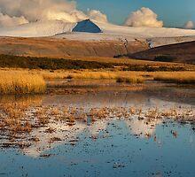 The Brecon Beacons (Bannau Brycheiniog) by Steve  Liptrot