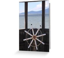 Sailor Sea Greeting Card