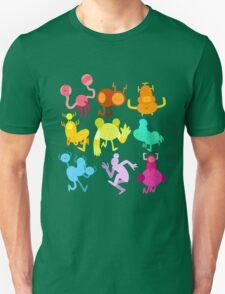A Spectrum of Cute Unisex T-Shirt