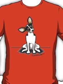 Rat Terrier Sit Pretty T-Shirt