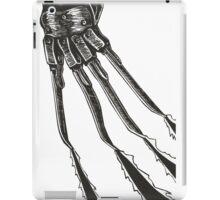 Freddy - Nightmare on Elm Street iPad Case/Skin