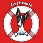 Rat Terrier :: First Mate by offleashart
