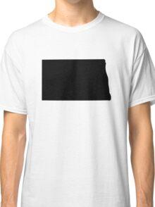 American State of North Dakota Classic T-Shirt