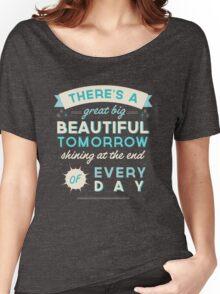 Beautiful Tomorrow Women's Relaxed Fit T-Shirt