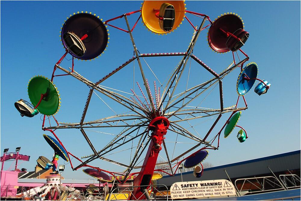 Colourful Fairground Fun by Kay1eigh