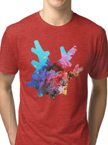 Corsola used Brine Tri-blend T-Shirt