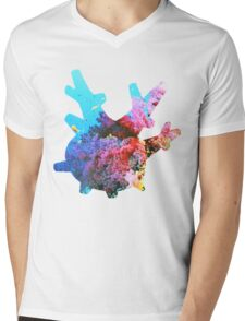 Corsola used Brine Mens V-Neck T-Shirt