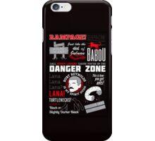 Call Kenny Loggins iPhone Case/Skin