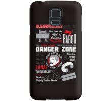 Call Kenny Loggins Samsung Galaxy Case/Skin
