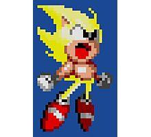 Super Sonic! Photographic Print