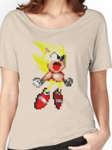 Super Sonic! Women's Relaxed Fit T-Shirt