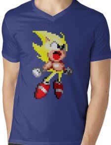 Super Sonic! Mens V-Neck T-Shirt