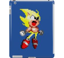 Super Sonic! iPad Case/Skin