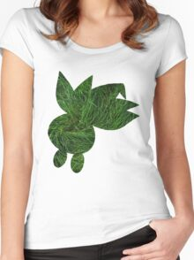 Oddish used Grasswhistle Women's Fitted Scoop T-Shirt