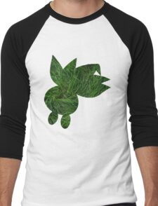 Oddish used Grasswhistle Men's Baseball ¾ T-Shirt