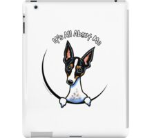 Rat Terrier :: Its All About Me iPad Case/Skin