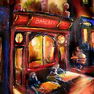 The Barony Bar by Fee Dickson