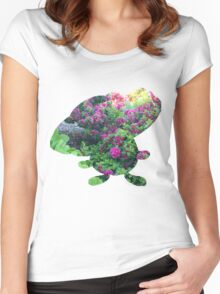 Vileplume used Sunny Day Women's Fitted Scoop T-Shirt