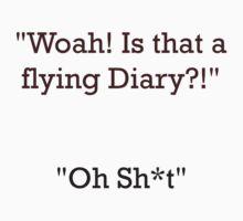 Flying Diary by violentnerve