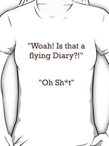 Flying Diary T-Shirt