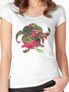 Gloom used Petal Dance Women's Fitted Scoop T-Shirt