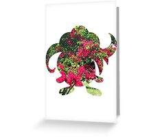 Gloom used Petal Dance Greeting Card