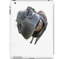 The Grinning Donkey iPad Case/Skin