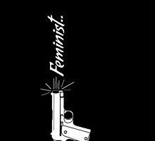 Feminist. by rodham2016
