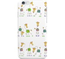 Party animals! iPhone Case/Skin