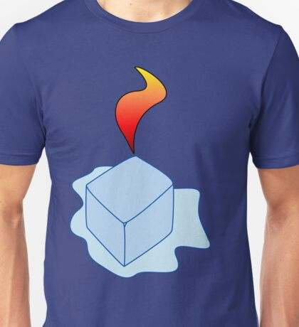 Fire & Ice Unisex T-Shirt