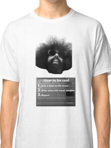 Reggie Watts - How To Be Cool Classic T-Shirt