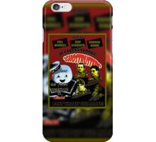 Ghostbuster! iPhone Case/Skin