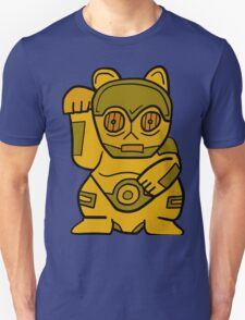 LUCKY CAT-3PO T-Shirt