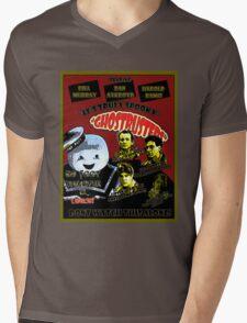 Ghostbuster! Mens V-Neck T-Shirt