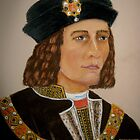 Richard III&#x27;s new face by Hilary Robinson