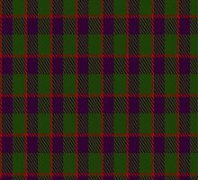 00917 Wilson's No. 84 Fashion Tartan Fabric Print Iphone Case by Detnecs2013