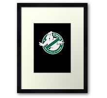 Out Of Coffee Framed Print