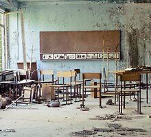 Chernobyl - ????? by Sil van Diepen